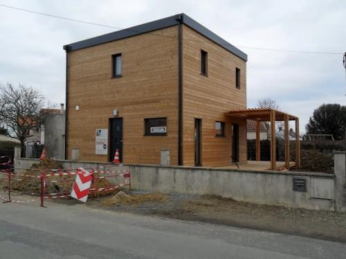 Maison modulaire bois bbc - Maison bloc modulaire ...