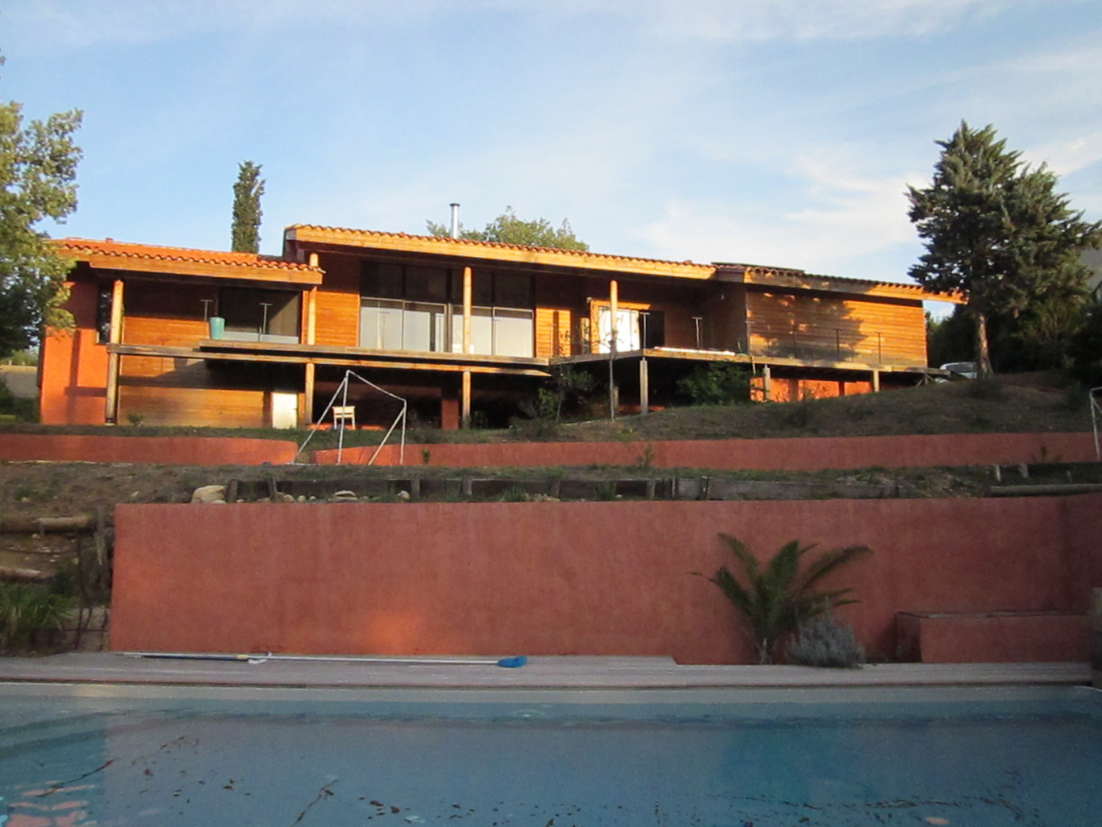 Maison ossature bois 180m² Pyrénées Orientales