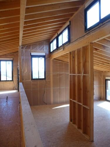 Maison d 39 architecte en bois contemporaine annonce maison for Architecte maison bois contemporaine