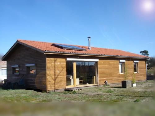 Maison neuve 2013 ossature bois ecologique annonce for Vente maison neuve 06