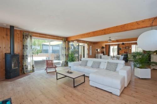 vente villa en bois spacieuse corse du sud