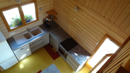 rare maison ecologique en bois recente annonce maison. Black Bedroom Furniture Sets. Home Design Ideas