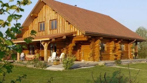 Annonce vente maison bois annonces gratuites de maison for Chalet en rondin de bois prix