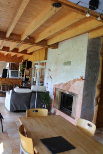 vente maison bois face aux pyr n es annonce maison. Black Bedroom Furniture Sets. Home Design Ideas