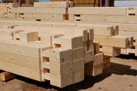 Vente  Construction Maison Madrier Bois Lamell Coll  Annonce